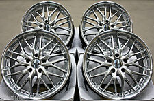 "18"" CRUIZE 190 HS ALLOY WHEELS FIT JAGUAR X TYPE S TYPE XF XFR XE XJ"