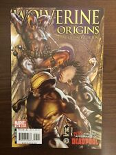 WOLVERINE ORIGINS #25 FIRST PRINT DEADPOOL (2008) ALSO REPRINTS NEW MUTANTS #98