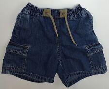 Baby Gap Jean Shorts Toddler Girl Size 12-18 Months LBFO