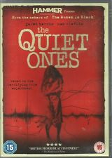 The Quiet Ones Horror DVD FREE SHIPPING
