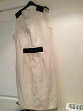 Paula Ka Cream/Black Suit Size 42