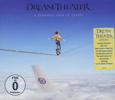 Dream Theater-a dramatic turn of events CD + DVD NUOVO
