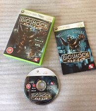 Bioshock For Microsoft Xbox 360 Game PAL Complete