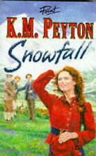 Snowfall (Point), Peyton, K.M., 0590133497, Very Good Book