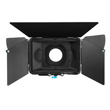 FOTGA DP3000 PRO Swing-Away Matte Box For Quick Lens Change 15mm Rod Rig W Donut