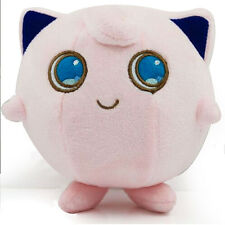 Pokemon Pink Jigglypuff Soft Plush Doll Toy Cute Gift 6 Inch