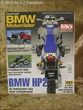 Mo Sonderheft BMW Motorräder Nr.14 R 100 RT HP2  25 Jahre GS