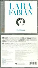 RARE / CD - LARA FABIAN : LE SECRET / EDITION 2 CD - NEUF EMBALLE - NEW & SEALED