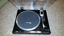 Sony PS-X500 Turntable Direct Drive with Ortofon OM 5E Cartridge Vintage