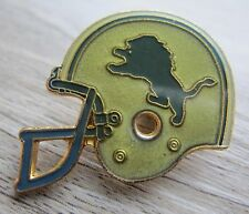 American Football - Super Bowl -  DETROIT LIONS - Helm als Pin - Kult!