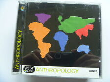 ANTHROPOLOGY SONIA SLANY WEST ONE RARE LIBRARY SOUNDS MUSIC CD