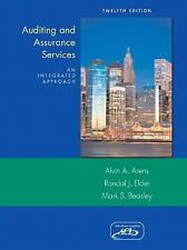 Auditing and Assurance Services (12th Edition) (SKU: G0136128270I4N00)