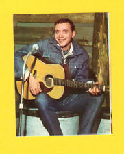 Bobby Bare Country Music Rare 1960s Card from Germany