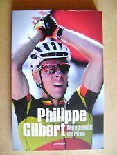 Livre Philippe Gilbert mon année de rêve /Y26