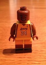 Lego Custom Minifigure Kobe Bryant LA Lakers Basketball