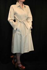 S~M 6 PETITE SAND NOS NWT LONDON FOG USA VTG 80s CAPE BELTED RAIN TRENCH COAT
