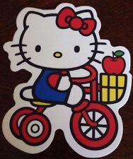 """Hello Kitty Sticker 3.5""""x4.5"""""""