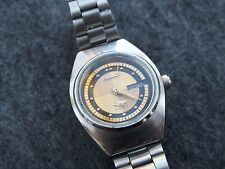 Women's 21 jewel Citizen automatic day/date watch with stainless steel band