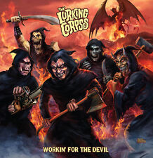 THE LURKING CORPES - Workin´ for the Devil - CD - HEAVY METAL
