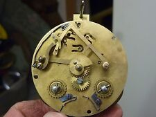 ANTIQUE FRENCH ? CLOCK STRIKING MOVEMENT (FF)