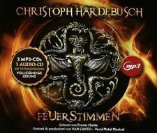 Husta,Ferenc & Van Canto-Vocal Metal Musical - Feuerstimmen (MP3+Audio-CD) - CD