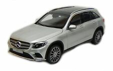 NOREV 2015 Mercedes Benz GLC Silver Metallic (DEALER) 1:18 *New Item!