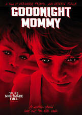 Goodnight Mommy DVD MOM TIED TO A BED TORTURED BY KIDS USED VERY GOOD