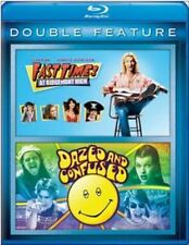 Fast Times at Ridgemont High + Dazed and Confused New & Blu-ray Region B