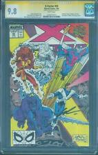 X Factor 50 CGC SS 9.8 Apocalypse Movie Top 1 Rob Liefeld Todd McFarland Cover