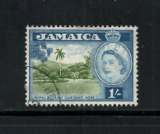 (Ref-8321) Jamaica 1956 Definitive Issue 1/- Value  SG.168  Used