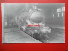 PHOTO  LNER EX NER CLASS D20 4-4-0 LOCO 2342 AT LEEDS 12/3/48 BR 62342