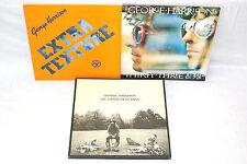 George Harrison Schallplatten Sammlung 3 Stück vom Händler