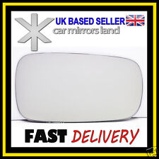 Right Driver Side Wing Mirror Glass RENAULT LAGUNA MK2 CONVEX 2002-2008