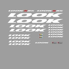 LOOK 585 Bicycle Frame Stickers - Decals - Transfers n.2