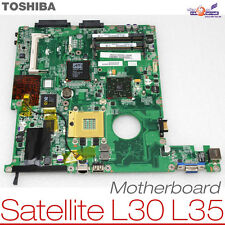 MOTHERBOARD NOTEBOOK TOSHIBA SATELLITE L30 L35 A000011550 MAIN BOARD 059