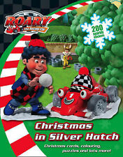 Roary the Racing Car - Christmas in Silverhatch: Activity Book, , New Book