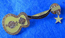 TOKYO JAPANESE BIRTHDAY ZODIAC LIBRA STAR PENDANT GUITAR Hard Rock Cafe PIN