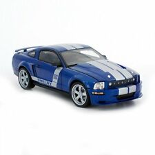 1:18 2006 Shelby CS6 Mustang Blue w/Silver stripes Shelby Collectibles