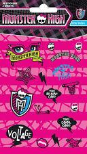 Officiel Monster High-logos paillettes autocollant Pack