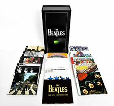 THE BEATLES - COFFRET 15 CD + 1 DVD - DIGITALLY REMASTERED IN STEREO - NEW