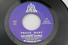 Solomon Burke: Proud Mary / What Am I Living For  [Unplayed Copy]