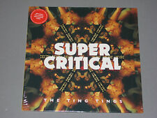 The TING TINGS Super Critical LP New Sealed Vinyl