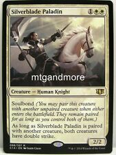Magic Commander 2014 - 1x  Silverblade Paladin