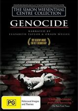 Genocide New DVD Region ALL Sealed NTSC Holocaust War Documentary