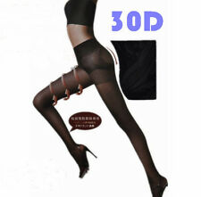 Sexy Slim Leg Shaper 30D Thickness Compression Tights Pantyhose Stockings Hip-Up