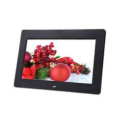 10.1 LCD HD Electronic Digital Photo Frame Picture Photography MP4 Player BLK BF