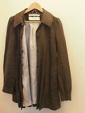 BEAUTIFUL -TOP SHOP- SPRING COAT IN EXCELLENT CONDITION - size 10/38