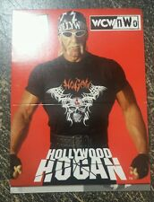 Hollywood Hulk Hogan WCW NWO Pop Up Trading Card WWE WWF