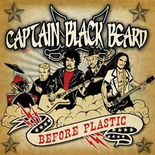Before Plastic - Captain Black Beard (2014, CD NEUF)