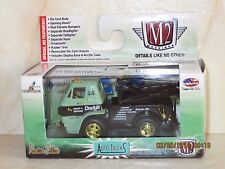 M2 MACHINES CHASE AUTO TRUCKS 1966 DODGE L600 TOW TRUCK RELEASE 34
